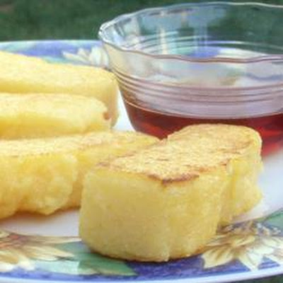 Fried Cornmeal Mush