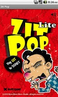 Screenshot of 痘痘達人體驗版 (Zit Pop Lite)
