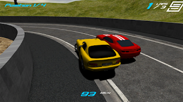 Screenshot of 3D Viper Rush