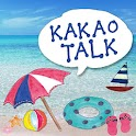 KakaoTalk Theme : Summer Beach icon