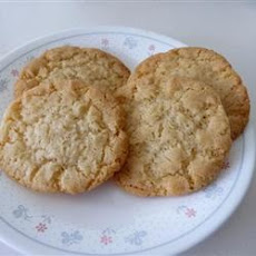 Mayonnaise Cookies