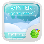 Winter GO Keyboard Theme 3.87 Apk