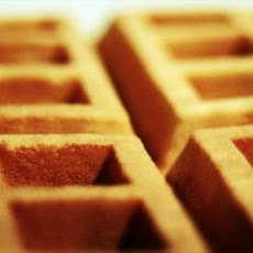 Soft Buttermilk Waffles Recipe
