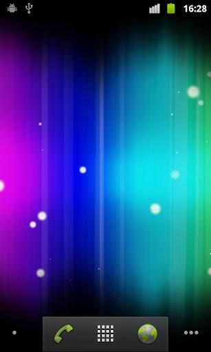 玩個人化App|光之譜專業版動態桌布 Spectrum ICS免費|APP試玩