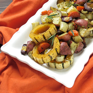 Roasted Root Vegetables Fennel Recipes
