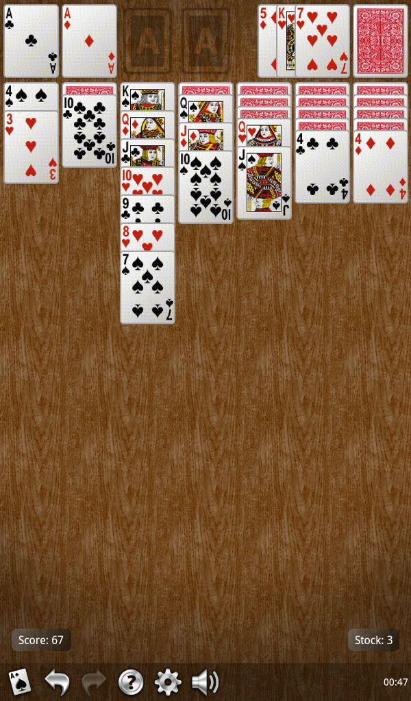 Yukon Gold Solitaire Screenshot 8