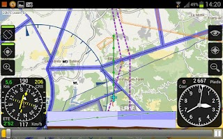 Screenshot of VFR (France)