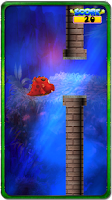 Screenshot of Flappy Dragon