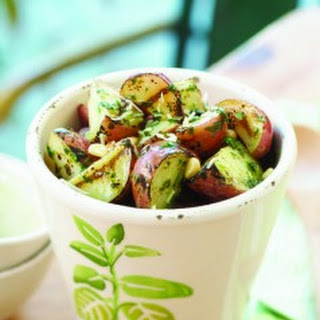 Roasted Red Potatoes With Pesto Recipes