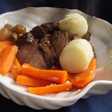 Simple & Delicious Pot Roast (Crock Pot)