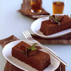 Chocolate Mint Torte