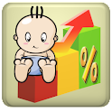 Growth Chart Pro icon