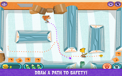 Scaredy Squirrel: Boo! - screenshot