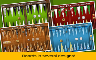 Screenshot of Backgammon Gold PREMIUM