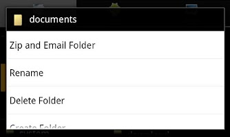 Screenshot of Android Explorer-Lite