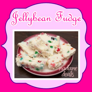 Jelly Bean Fudge