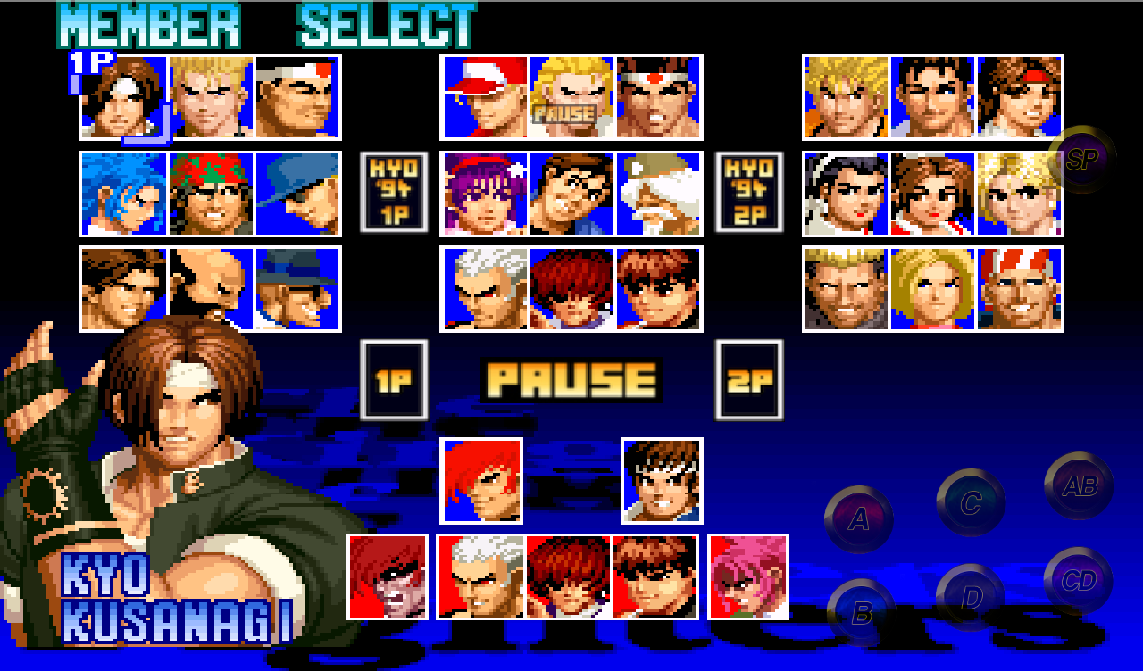 THE KING OF FIGHTERS '97 Screenshot 5
