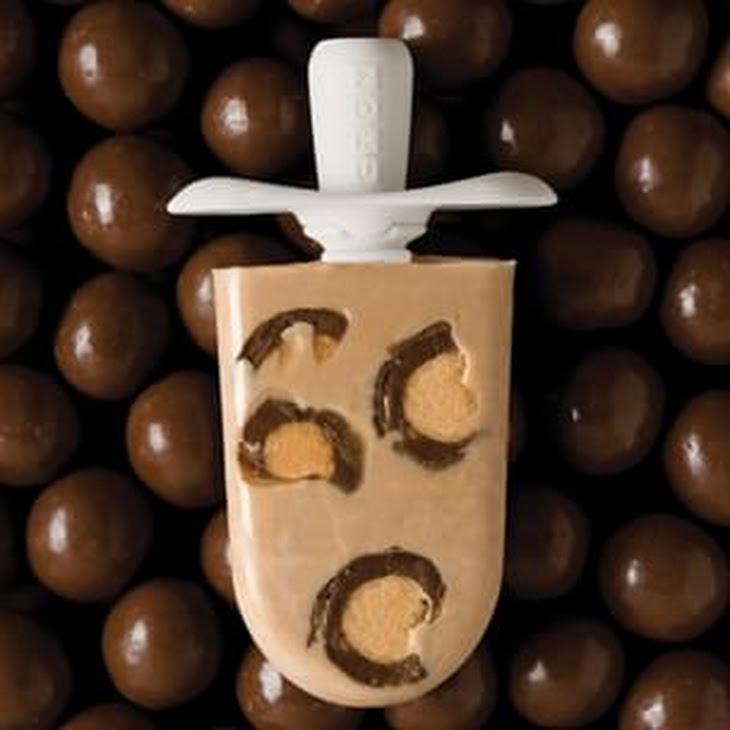 Malted Milk Ball Zoku Pops Recipes — Dishmaps
