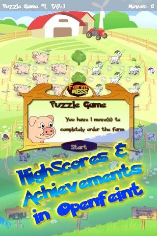 【免費解謎App】Farm Mess-APP點子