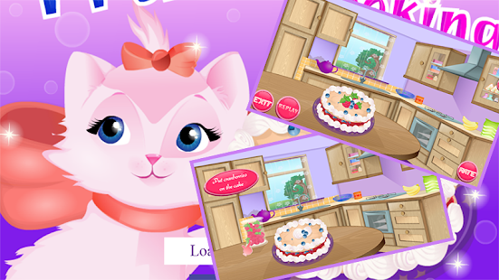 fruit pie cooking - screenshot