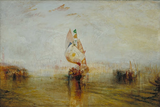 "Turner Joseph, Il ""sole"" di Venezia  Oro potabile"