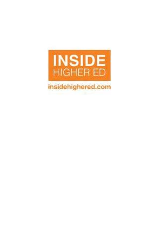 Inside Higher Ed Daily Update
