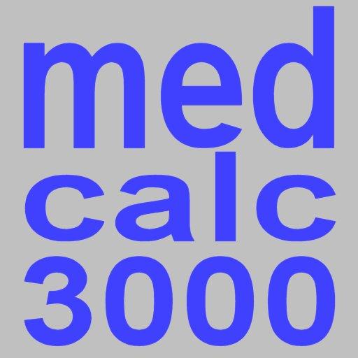 MedCalc 3000 G.I. LOGO-APP點子