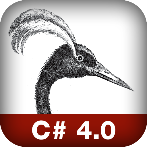 C# 4.0 in a Nutshell 書籍 App LOGO-APP開箱王