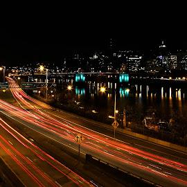 by Todd Klingler - City,  Street & Park  Street Scenes