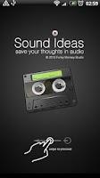 Screenshot of Sound Ideas