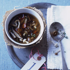 Soup For One: Mushroom