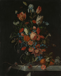 RIJKS: Ottmar Elliger (I): painting 1673
