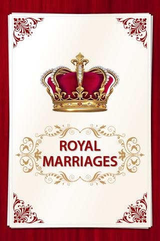 Royal Marriages -Top Marriages