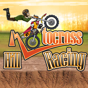 Motocross Hill Race Game FREE