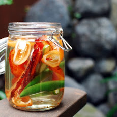 Chili Infused Vodka