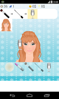 Screenshot of singer make up games