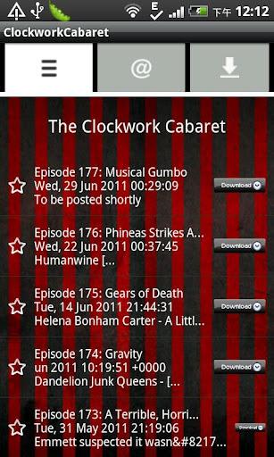 ClockworkCabaret