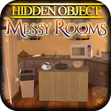 Hidden Object Messy Rooms Free
