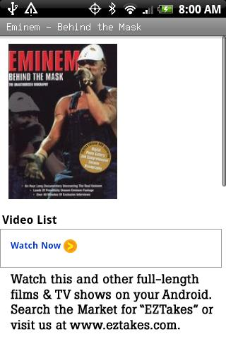 Eminem - Behind the Mask