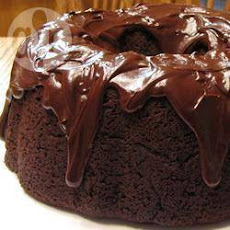 Lightning-Fast Chocolate Cake