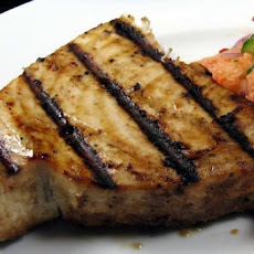 Spicy Tuna Steaks