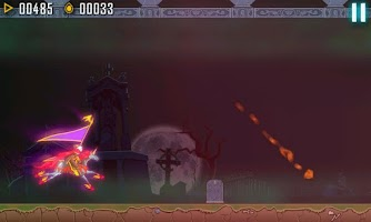Screenshot of Vampire Rush