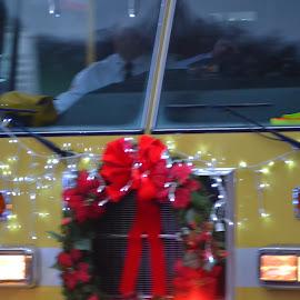 Firetruck by Linda Blevins - Transportation Other