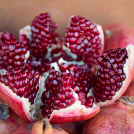 Pomegranate by Merina Tjen - Lim - Food & Drink Fruits & Vegetables ( pomegranate; turkey; fruit; juice; canon )