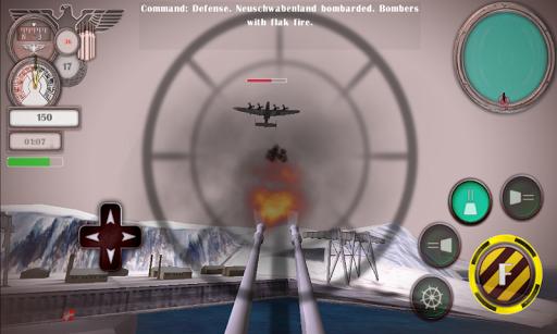 BATTLE KILLER BISMARCK 3D HD - screenshot