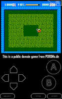 Screenshot of iNES - NES Emulator