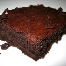 Dark Fudgy Brownie