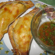 Spicy Turkey Empanada Filling