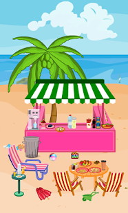 Hidden Objects Beach Snacks - screenshot