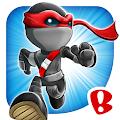 Download Full NinJump Dash: Multiplayer Race 1.21 APK